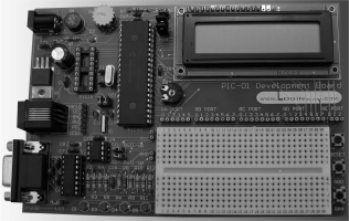 PIC-01 Development Board