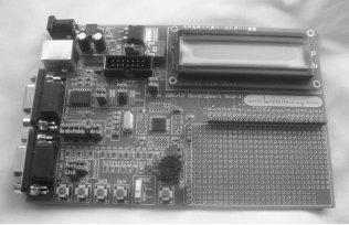 R8C/13 Development Board